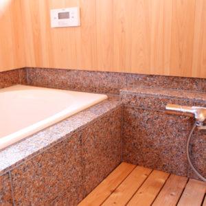 木なりの家_お風呂