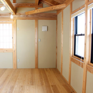 木なりの家_二階
